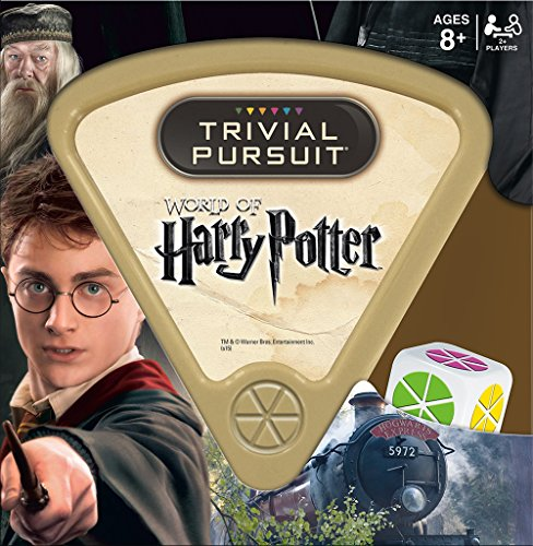TRIVIAL PURSUIT World Harry Potter