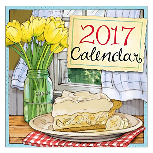 2017 Gooseberry Patch Wall Calendar