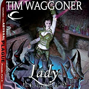 Lady Ruin: An Eberron Novel | [Tim Waggoner]