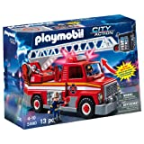 PLAYMOBIL Rescue Ladder Unit – $19.99!