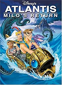 Atlantis: Milo's Return (Bilingual)