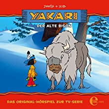 Yakari 6 Hörspiel von Thomas Karallus Gesprochen von: Mia Diekow