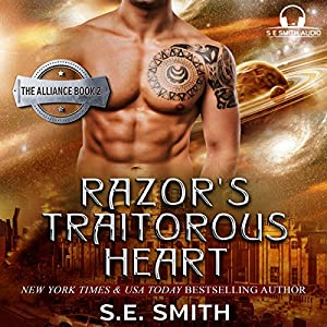 Razor's Traitorous Heart Audiobook
