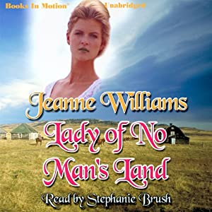 Lady of No Man's Land Audiobook