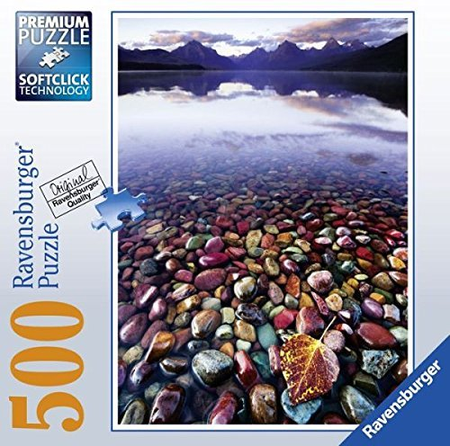 Ravensburger Lake McDonald 500 Piece Puzzle