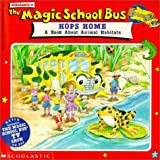 img - for Magic School Bus Hops Home (The Magic School Bus) book / textbook / text book