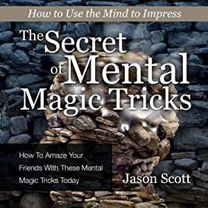 The Secret of Mental Magic Tricks Audiobook