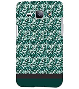 PrintDhaba Typography D-1928 Back Case Cover for SAMSUNG GALAXY J1 (Multi-Coloured)