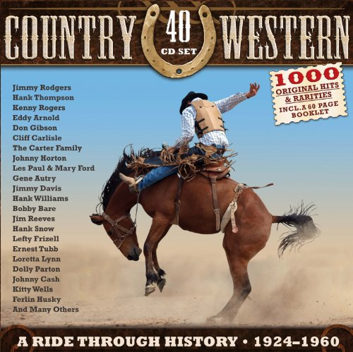 Ferlin Husky - Country & Western - A Ride Through History 1924-60 - Zortam Music