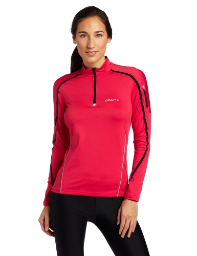 Craft Women's Performance Run Thermal Top Long Sleeve Base Layer