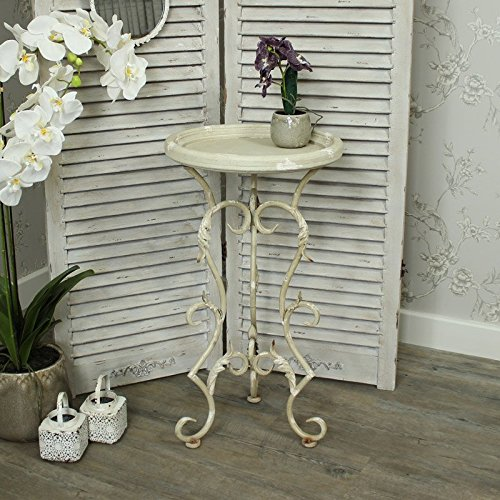 ornate-metal-occasional-table