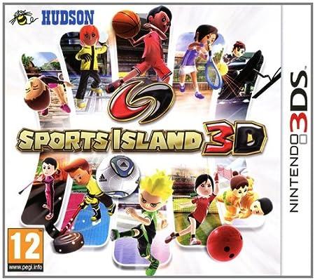 Sports Island (Nintendo 3DS)