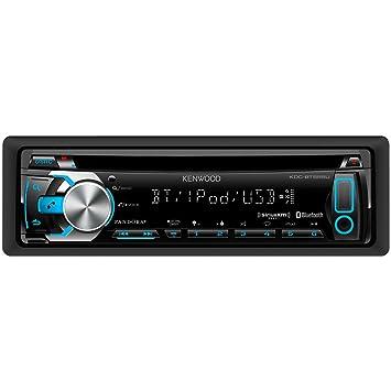 Kenwood KDC-BT555U In-Dash CD/MP3/USB Car Stereo Receiver
