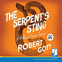The Serpent's Sting: William Power, Book 4 Audiobook by Robert Gott Narrated by Stan Pretty