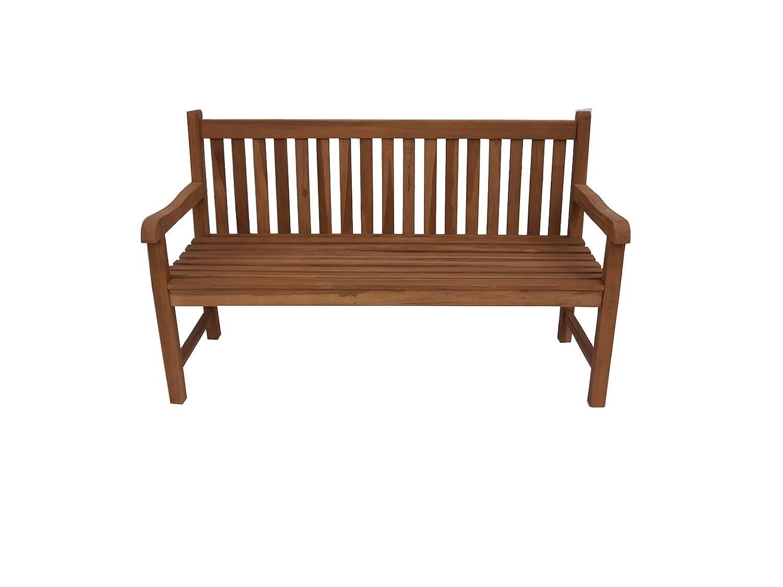 SAM® Sparset: A Klasse Teak Holz Gartenbank, Sitzbank, Holzbank, Jakarta, 150 cm mit Auflage online bestellen