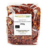 Organic Dried Red Cherry Tomatoes, Unsalted 250g (Buy Whole Foods Online Ltd.)