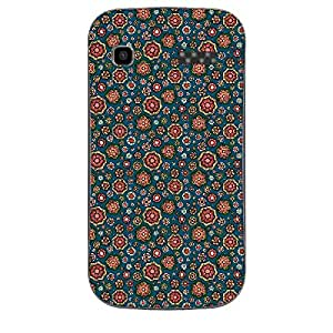 Skin4gadgets FLORAL Pattern 48 Phone Skin for MICROMAX BOLT (A35)