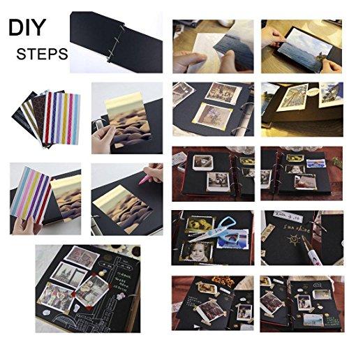 sicohome scrapbook love scrapbook albums vintage scrapbook for storage your new ebay. Black Bedroom Furniture Sets. Home Design Ideas
