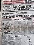 CANARD ENCHAINE (LE) N? 4493 du 06-12...