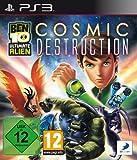 echange, troc Ben 10 4 PS-3 Ultimate Alien Cosmic Destruction [Import allemande]