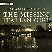 The Missing Italian Girl: A Bernard Martin Mystery, Book 3 | Barbara Corrado Pope