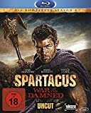 Spartacus: War of the Damned - Die komplette Season 3 - Uncut [Blu-ray]