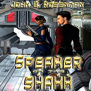 Speaker of the Shakk Audiobook
