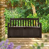 Keter 213126 Eden Bench Box