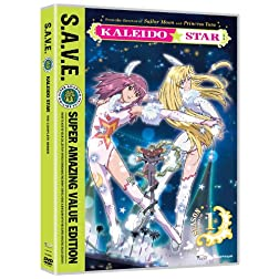 Kaleido Star: Season One S.A.V.E.