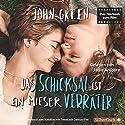 Das Schicksal ist ein mieser Verräter Hörbuch von John Green Gesprochen von: Jodie Ahlborn