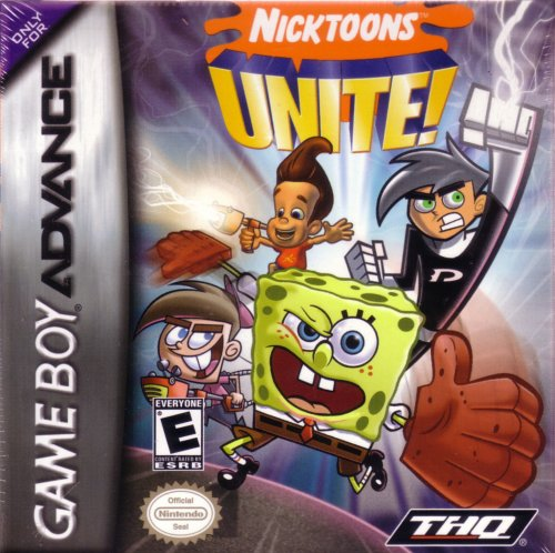 Nicktoons Unite! front-629675