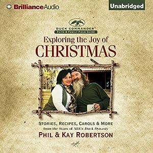 Exploring the Joy of Christmas Audiobook