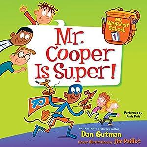 Mr. Cooper Is Super! Audiobook