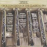 Oboe Concertos of the Classical Era