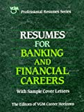 Resumes for Banking and Financial Careers (Vgms Professional Resumes Series)