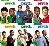 Psych Staffel 1-6 (24 DVDs)