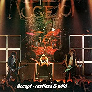 Restless And Wild [LP, ES, Victoria VLP-55 / 30.006]