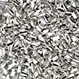 "Silver Solder Ultra Tiny Precut Pieces 0.5mm X 1mm X .25mm ""Easy"" Density Chip (Qty=1500)"
