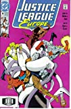 img - for Justice League Europe #18 : The Happy Place (DC Comics) book / textbook / text book