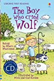 Mairi Mackinnon The Boy Who Cried Wolf (Usborne First Reading)