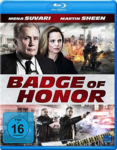 Badge of Honor (Blu-ray)
