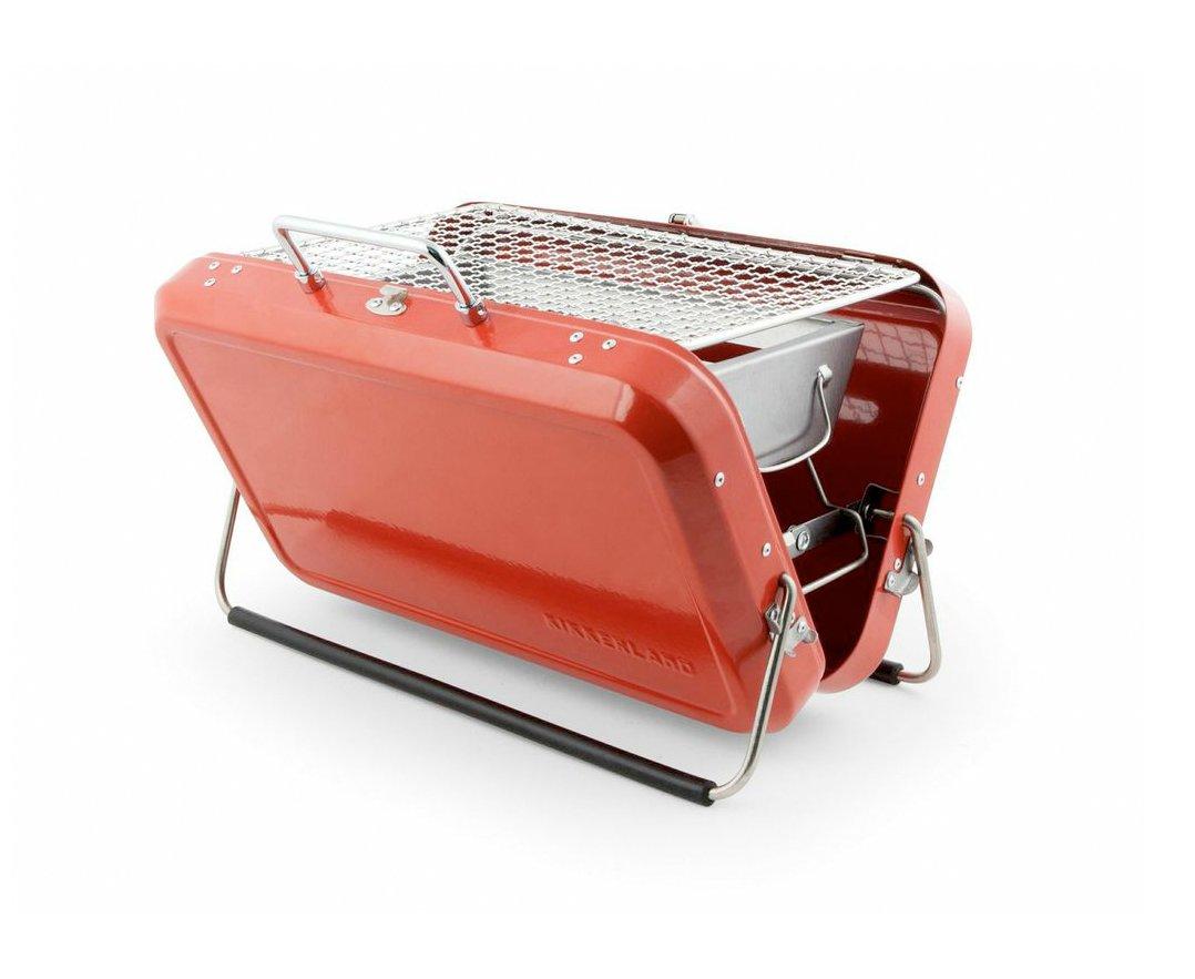Portable BBQ Briefcase