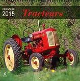 Calendrier Tracteurs 2015