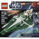 LEGO Star Wars 9498 Saesee Tiin's Jedi Starfighter