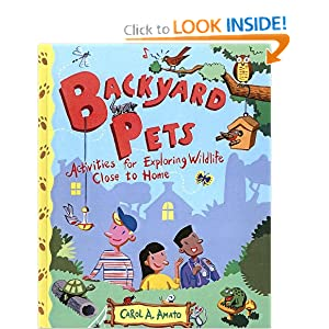 Backyard Pets (Turtleback School & Library Binding Edition)
