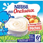 Nestl� B�b� P'tit Onctueux au From�ge...