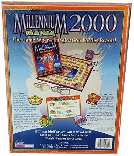 Millennium 2000 Mania