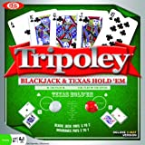 Ideal Tripoley Black Jack and Texas Hold'em