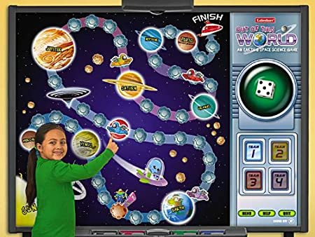 Out of This World: Interactive Earth & Space Science Game - Gr. 1-3
