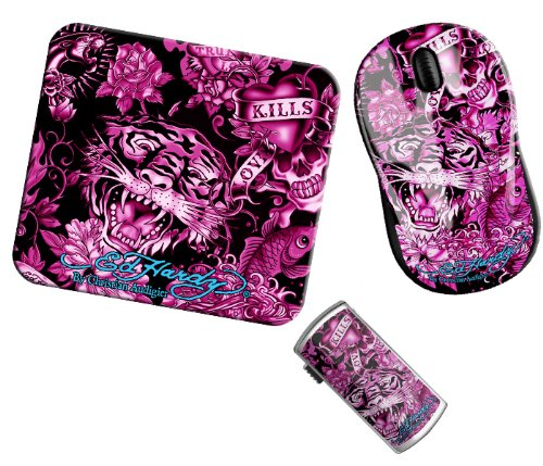 Ed Hardy Limited Edition 8 GB Tattoo Pack (Pink) Reviews